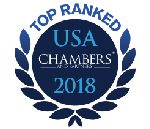 USA Chambers has continually recognized Coblentz as one of the top law firms in San Francisco