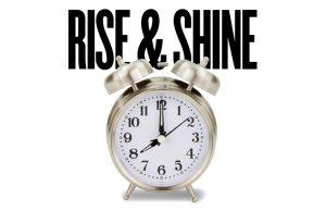 Rise&Shine 2015 program