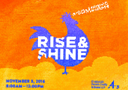 Rise&Shine 2016 Poster