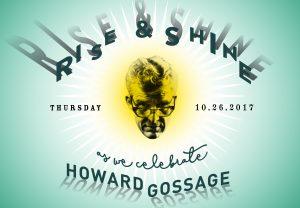 Rise&Shine 2017 poster